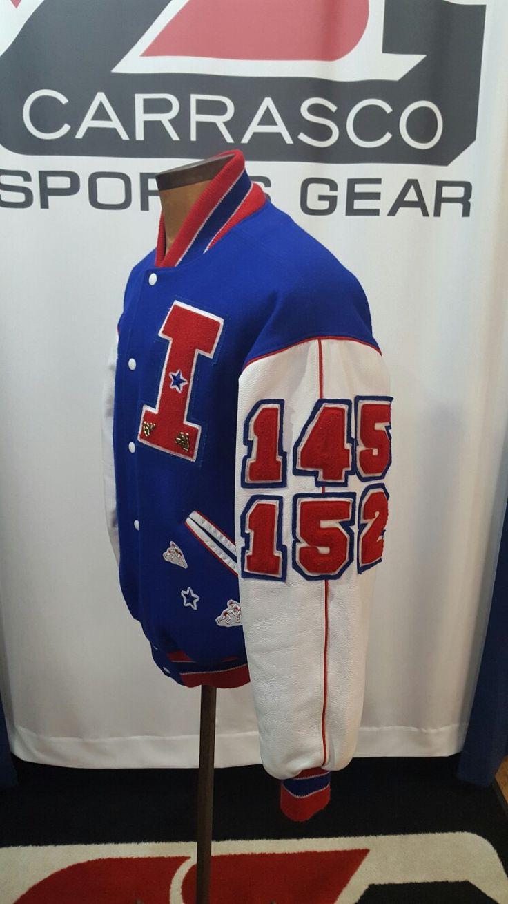 Independence high school varsity jacket #carrascosportsgear #varsityjacket #lettermenjacket #vega #76ers #sixers #wrestling