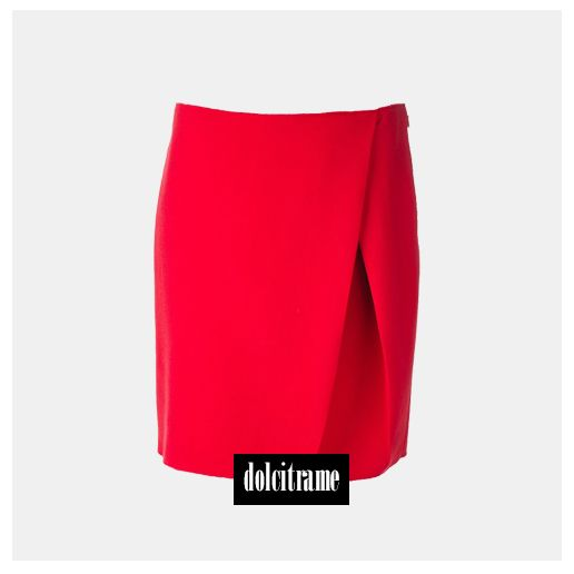 #jilsandernavy #red #skirt #newin #newarrivals #instore #aw13 #fw13 #fashioncollection #wishlist #womenswear #womenstyle #ootd #shop #shopping #dolcitrame