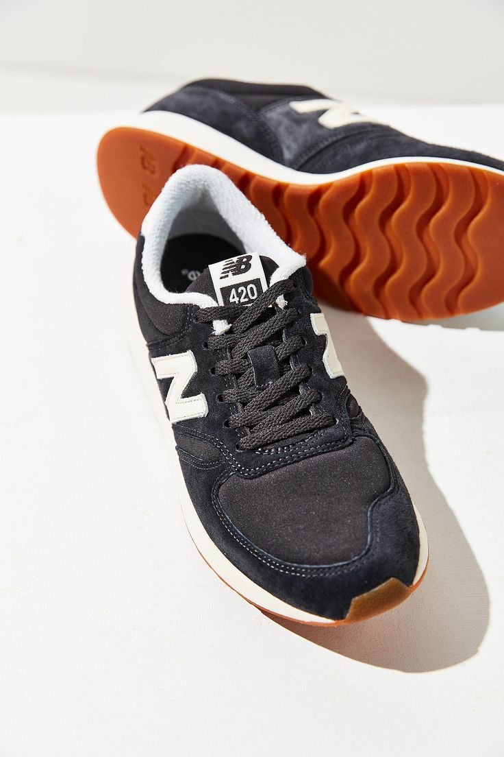 Shop New Balance 420 Suede Running Sneaker at Urban Outfitters today. We carry all the latest styles, colors and brands for you to choose from right here.