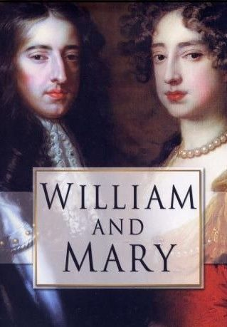 william iii and mary ii ap euro