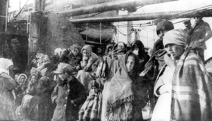 Russian Jews Arriving In Grimsby Fiddler On The Roof