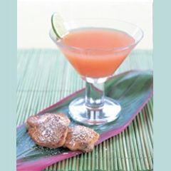 Receta Old San Juan Daiquiri Puerto Rico 1/4 cup white rum 1/2 cup guava nectar dash grenadine, to taste garnish with a lime