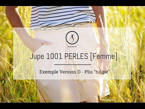 Ivanne.S | Patron de Couture IVANNE.S - Ensemble de jupes 1001 PERLES à composer vous-même - Femme du 32 au 54