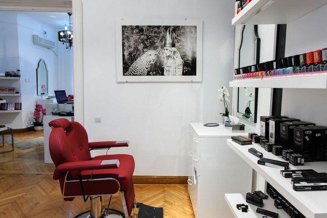 A Peak Inside the Anastasia Beverly Hills Salon in Romania