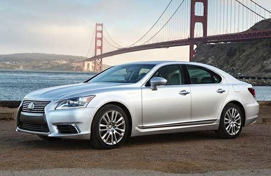 2017 Lexus LS 460 Changes, Redesign newportlexus.com