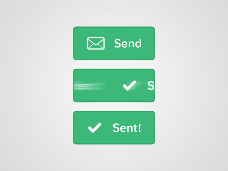 Nice send button!