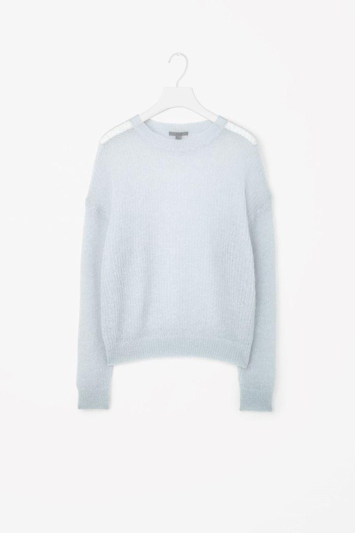 COS   Mohair jumper