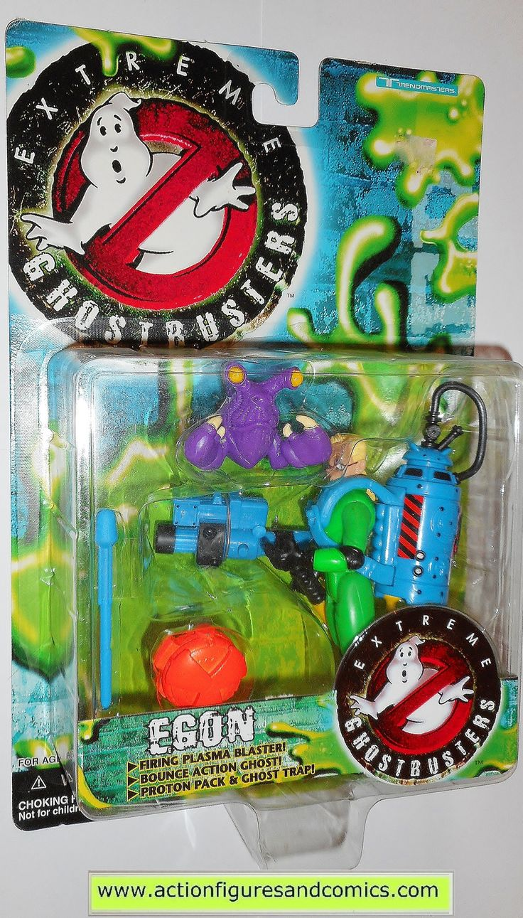 Best Ghostbuster Toys : Best ghostbusters the real kenner toys