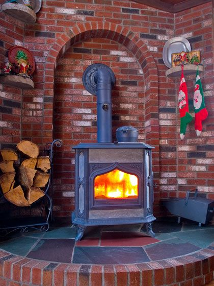 Fireview Soapstone Wood Stove Pictures