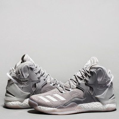 low priced 1b79a f45ee ... adidas D Rose 7 Basketball Shoe - Smoke adidas D Rose 7 Basketball Shoe  ...