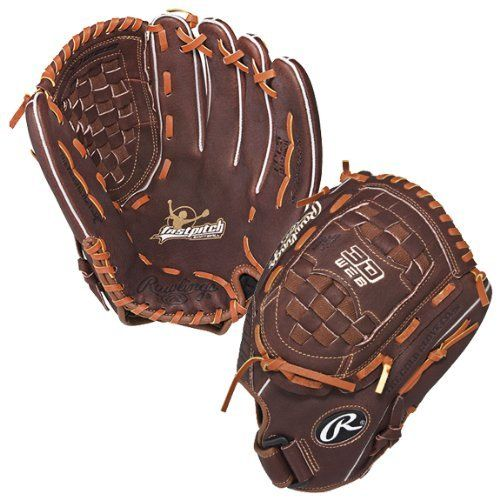 Rawlings Fastpitch Series 12.5-inch Outfield Fastpitch Glove, Right-Hand Throw (FP125) by Rawlings. Save 21 Off!. $32.99