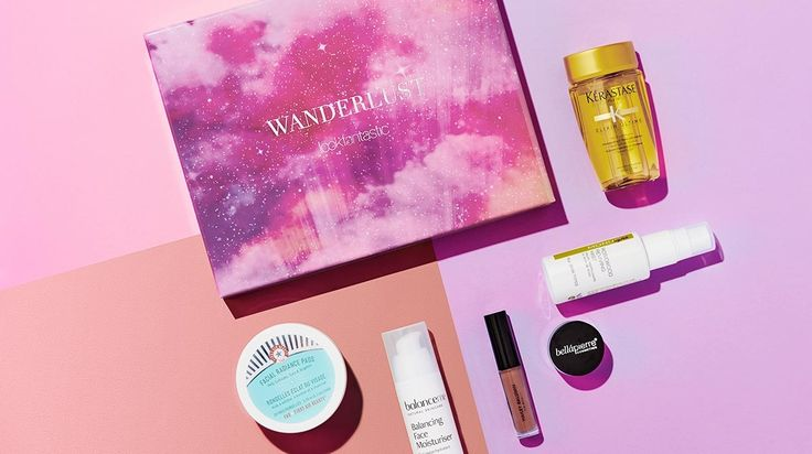 What is inside the June Beauty Box?
