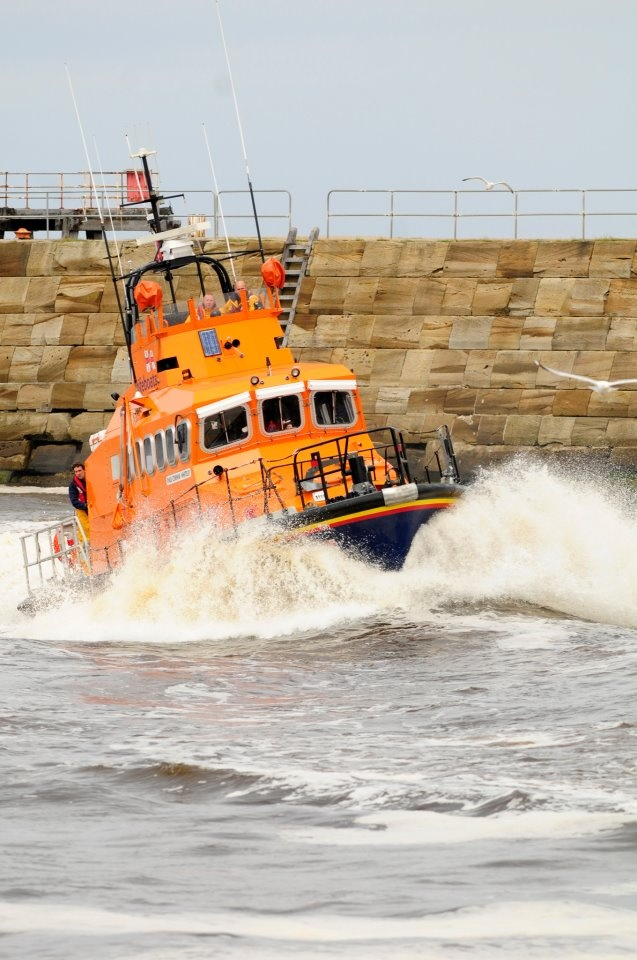 by @Ceri Oakes - Whitby Lifeboat Weekend- via the Whitby Gazette