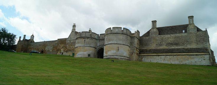 Rockingham Castle | Midlands | Castles, Forts and Battles