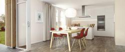 Rifferswil: Herrliche Erdgeschosswohnung mit unverbaubarer Fernsicht