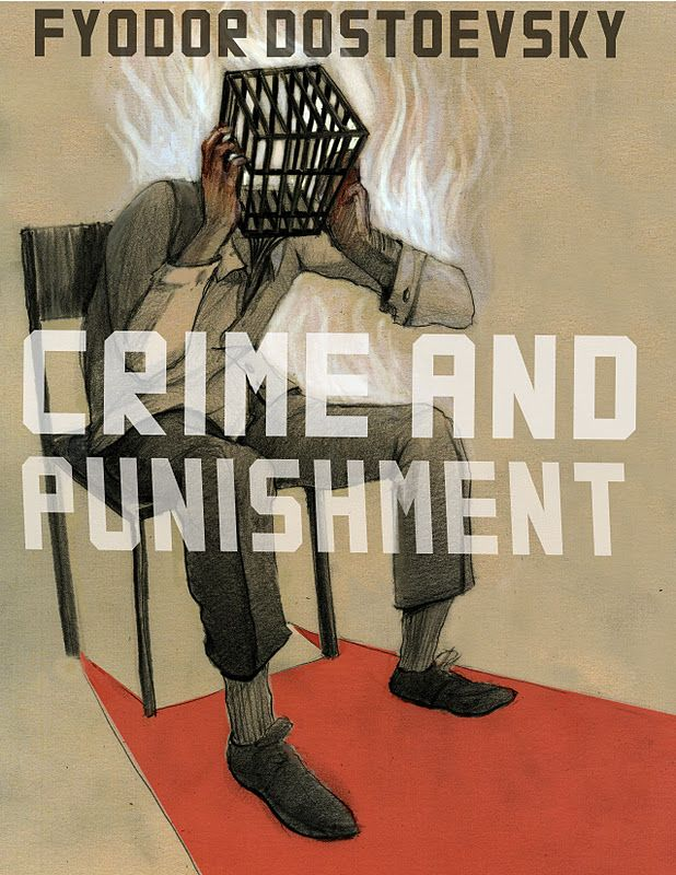 CRIME & PUNISHMENT- is an indisputable classic, with insight into the lives of poverty-stricken Russians during the late 19th century. Although on the surface it appears to be a nothing more than a stretched out story line, the depth of pyscological premises and the existentialist nature of the novel create a picture of true suffering and enable the reader to question the basic moralities of both historical and modern cultures. Text by Morgs. Image by Brett Carville