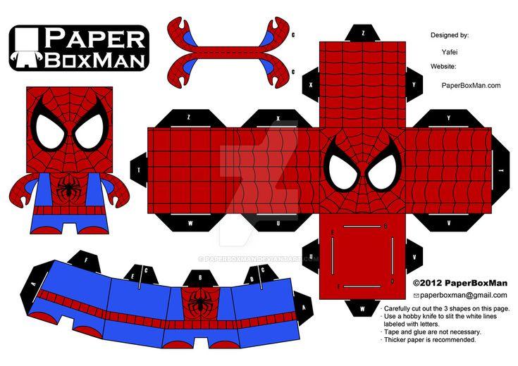 paperboxman_005___spider_man_by_paperboxman-d5ooefc.jpg (1024×724)
