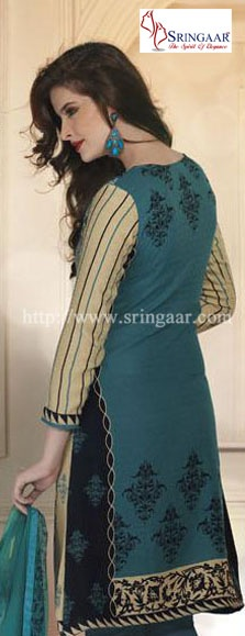 http://www.sringaar.com/buy/salwar-suits-designs.aspx - Salwar suits designs - Sringaar.Com, There are readymade salwar suits or custom stitched salwar suits widely available in the marketplace. Depending upon the fashion designers how creative they are, the patterns & designs of salwar suits keep on changing.