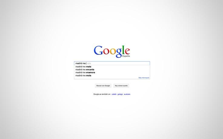 Fondo de Escritorio - Google