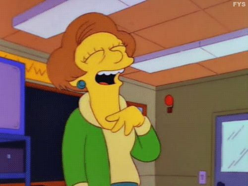 "The 8 Sassiest Quotes From ""The Simpsons""' Edna Krabappel in memory of Marcia Wallace"