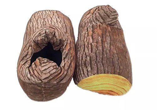 Madesign Unisex Simulation Wood Stump Slippers Home Autum... https://www.amazon.com/dp/B016A7XY40/ref=cm_sw_r_pi_dp_x_m0HWxbRQ3PM40
