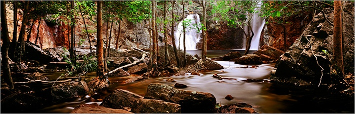 Florence Falls - Litchfield National Park NT
