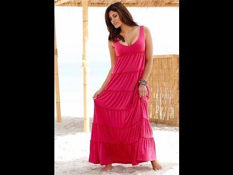 7565bbec56fc356 Платье с оборками - ярусами.   ПИМ   Платья, Платье с оборками, Оборки