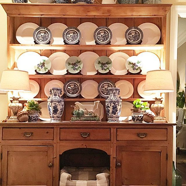 I Was Tagged By My Sweet Friend To Join In On And Share Favorite Piece Of Furniture It Definitely Has Be Welsh Dresser Would You Like Play