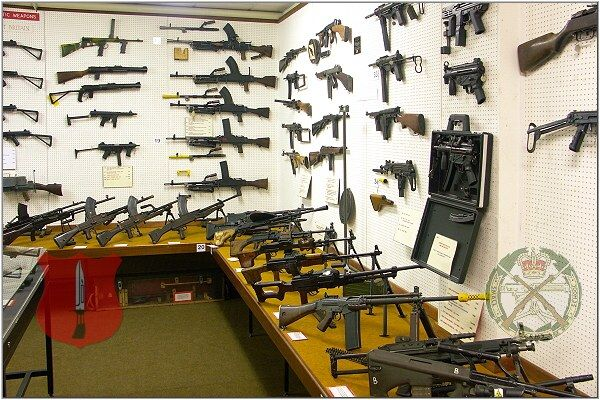 Man Cave War Room : Gun room i like guns pinterest and weapons