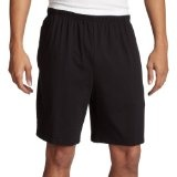 Soffe Men's Classic 100% Cotton Pocket Short, Black, Large (Apparel)By MJ Soffe