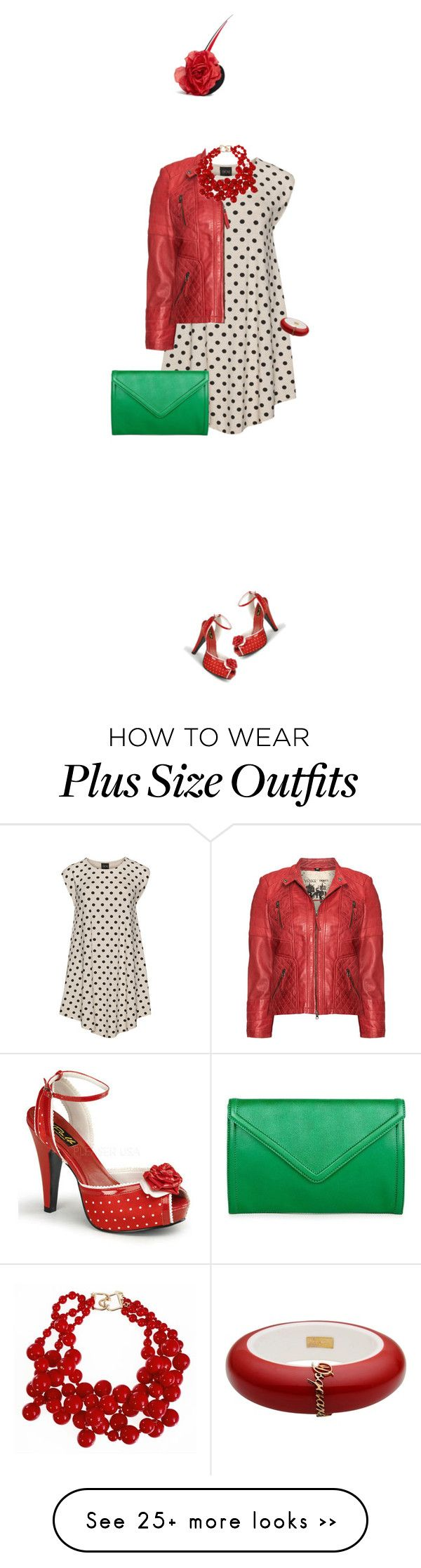 """""""Plus Size"""" by lorantin on Polyvore featuring moda, Choise, Cabrini, Piers Atkinson, Kenneth Jay Lane, Dsquared2 e Isaac Mizrahi"""