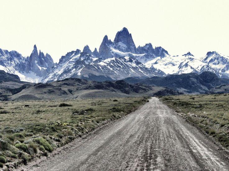 El Chalten Mt Fitzroy Patagonia South America Trekking - Where to Go for a South America Trekking Holiday