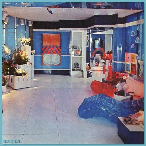 Sixties Interior 06