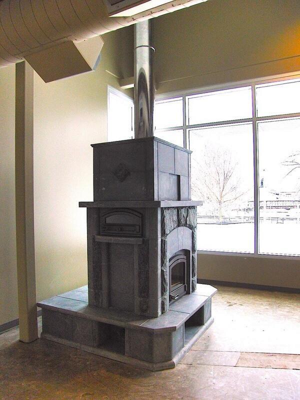 #tulikivi #fireplace #oven #soapstone #naturalstone #heatretaining #woodheating #baking #bakingoven #heating