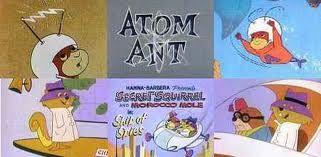 The Atom Ant/Secret Squirrel Show | Hanna-Barbera Wiki | FANDOM powered by Wikia