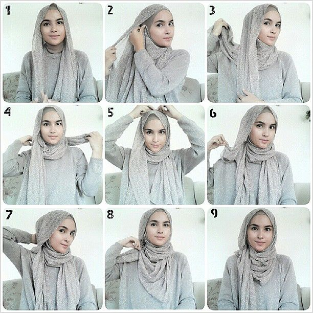 .@zahratuljannah | Satu lagi yaaa :) have a happy sunday dear friends :) #hijabtutorialbyzahra #... | Webstagram - the best Instagram viewer