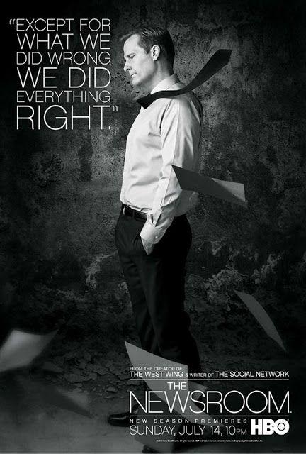 "I Like to Watch TV: ""The Newsroom"" Character Posters Season 2"