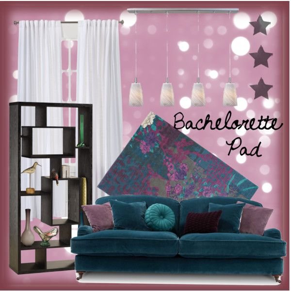 quot bachelorette pad quot by marie donovan on polyvore home