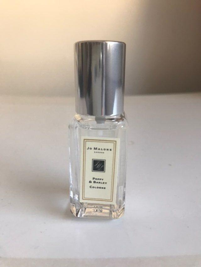 Jo Malone Poppy Barley 9ml Mini Spray Authentic New Without Box Free Shipping Jo Malone Jo Malone Woman Perfume Bottles