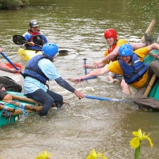 You can enjoy and participate in various outdoor team building activities plan and organized by Tangram Events. http://www.tangramevents.com/outdoor/