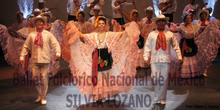 Ballet Folclórico Nacional de México Aztlán de Silvia Lozano is an innovative, theatrical body of dancers committed to the preservation of one of the richest artistic manifestations of tradition and culture in Mexico. The company was founded by Mrs. Silvia Lozano, who has been until the present date both, Artistic Director and Choreographer of the world acclaimed Ballet.  Her mission is to promote Mexican Folklore dance with quality and authenticity.  www.balletfolclorico.com