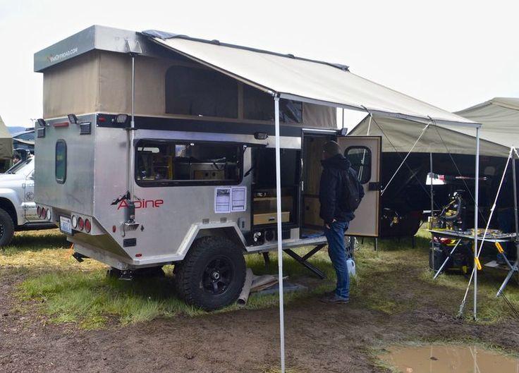VMI Off Road Xtender Alpine trailer