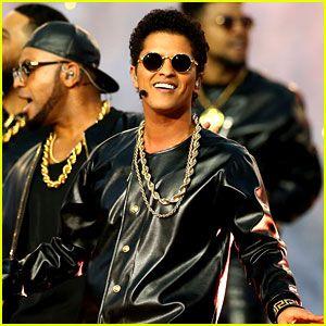 Bruno Mars: Super Bowl Halftime Show