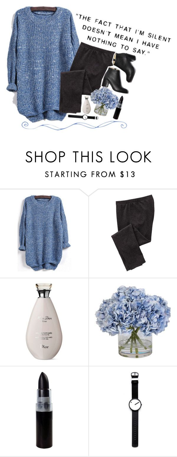 """diana"" by sunkissedstylez ❤ liked on Polyvore featuring Old Navy, Paul Andrew, Christian Dior, Ethan Allen and Rosendahl"
