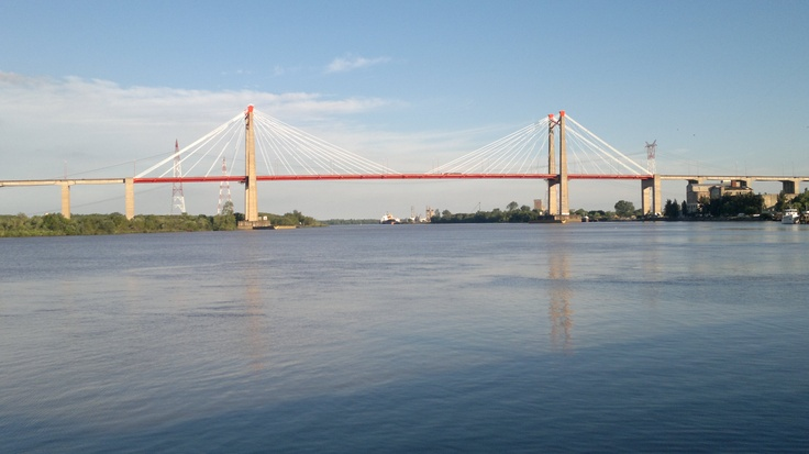 Puente Brazo Largo.