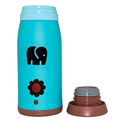Botellas de Termo Taza de Vacío Dibujos Animados Jirafa Acero Inoxidable para Recorrido - 350ML , 8 350ML