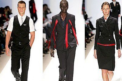 Delta Airlines uniforms - designer Richard Tyler   Airline ...