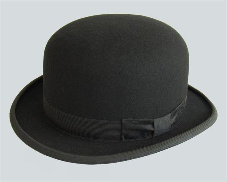 Шляпа-котелок своими руками