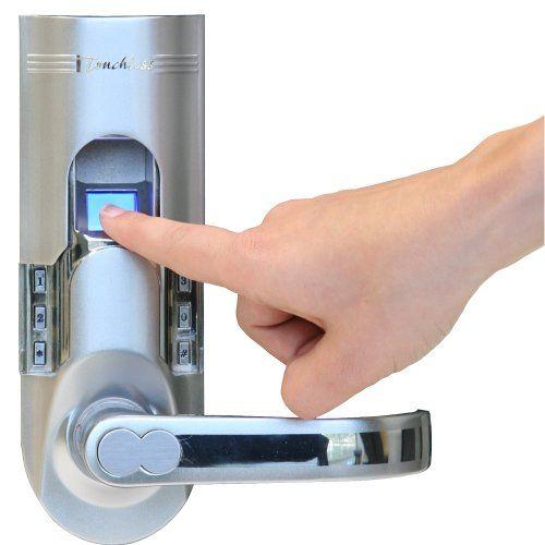 iTouchless Bio-Matic Fingerprint Door Lock For Right Hand Door $289.64