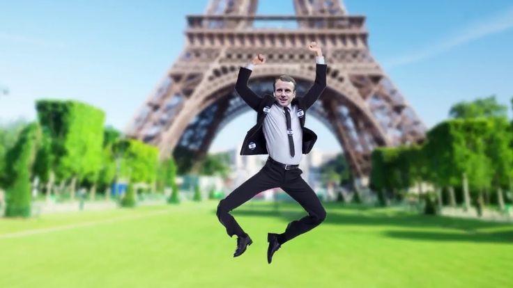 New French president Macron de Rothschild: cabal WINNING!!!!!